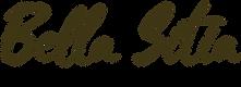 Bella Sitia Logo Otay Ranch