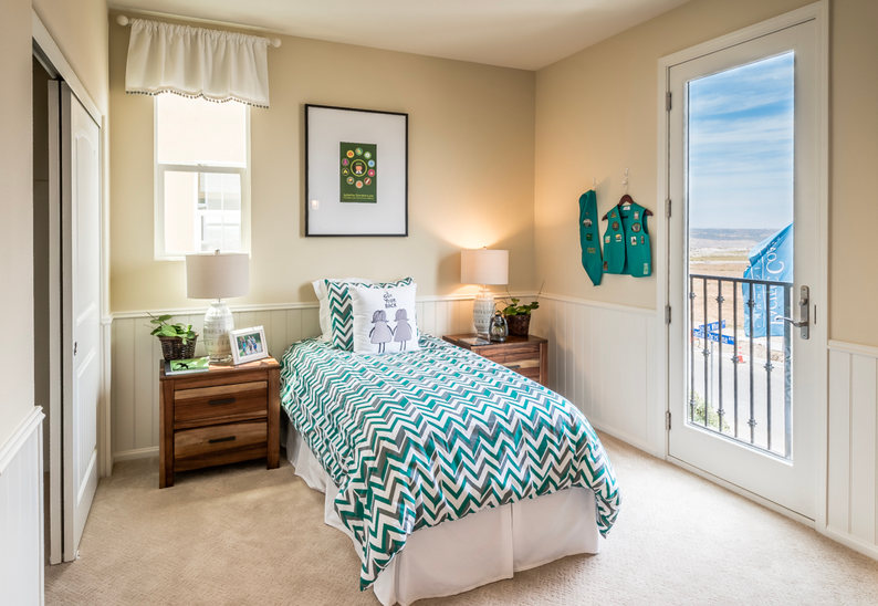 Monte Villa Residence 2 Third Bedroom