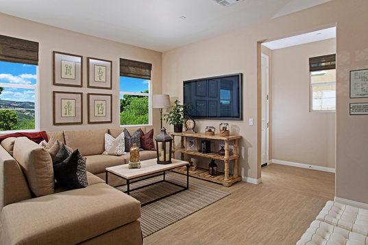 Tosara Residence 1X Living Room
