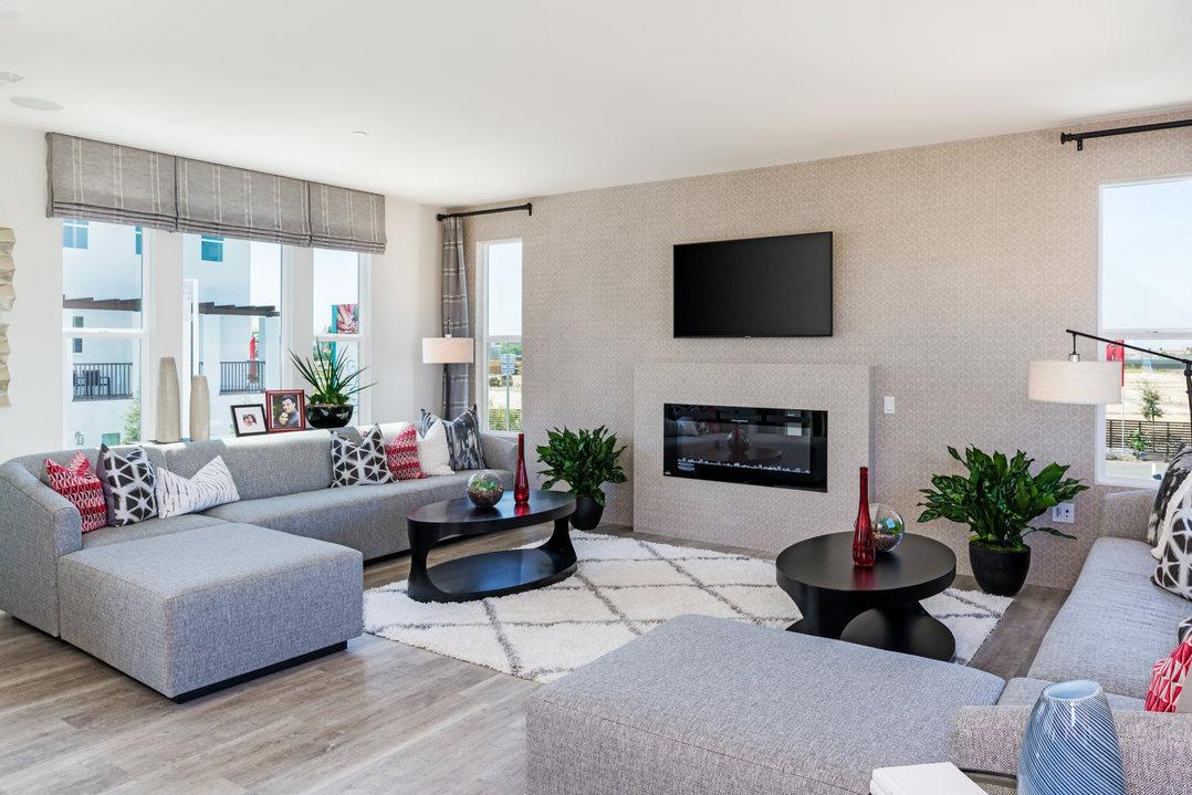 Alay Residence 2 Living Room Alternate