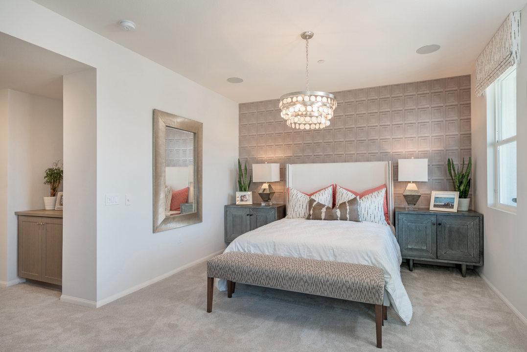 Suwerte Residence 4X Master Bedroom