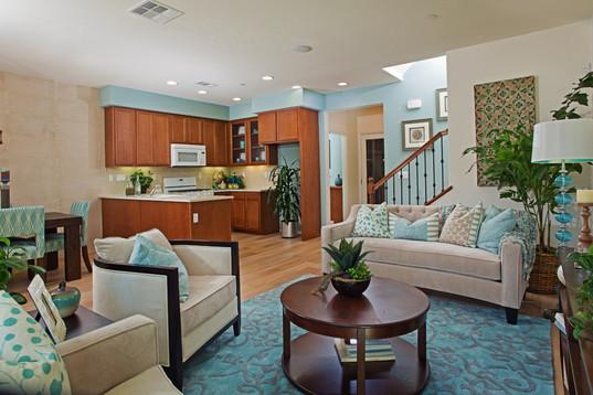 Tosara - Residence 1X - Living Room