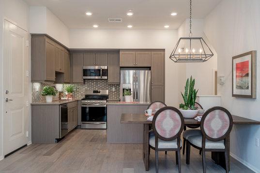 Suwerte Residence 4X Dining Room