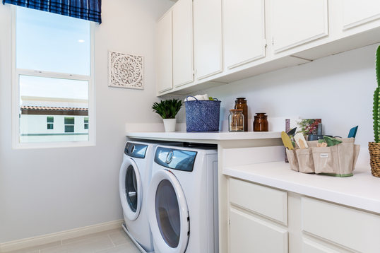 Alay Residence 3 Washer Dryer Laundry