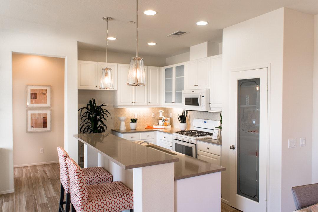 Parc Place Residence 1 Kitchen Angle
