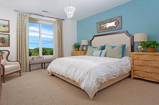 Tosara Residence 1 Master Bed