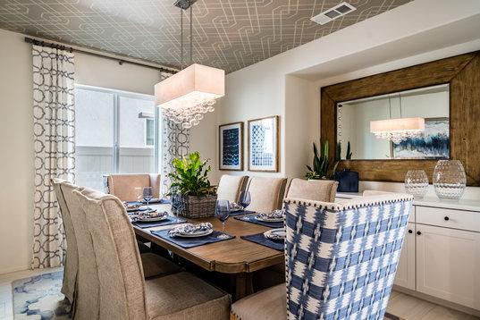 Cantamar Residence 2 Dinner Table Angle