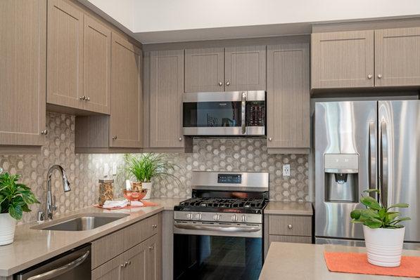 Suwerte Residence 4X Kitchen