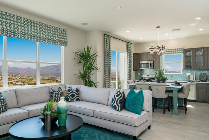 Suwerte Residence 2 Living Room