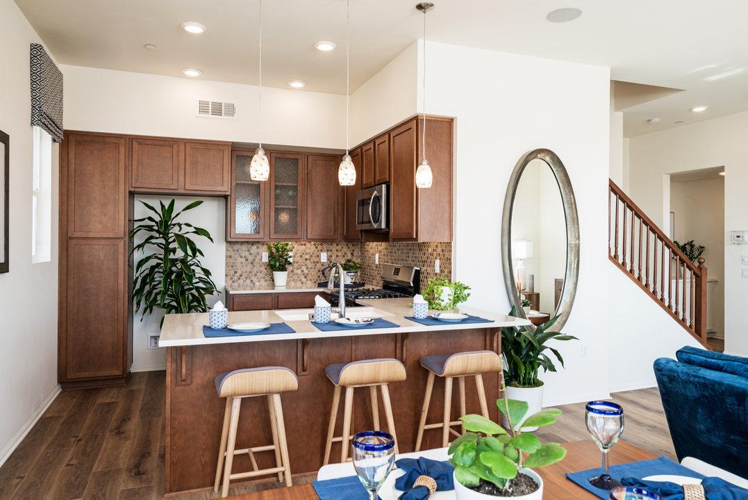 Suwerte Residence 3 Kitchen Angle