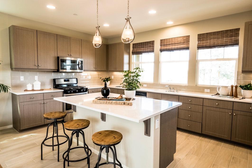 Monte Villa Residence 1 Kitchen