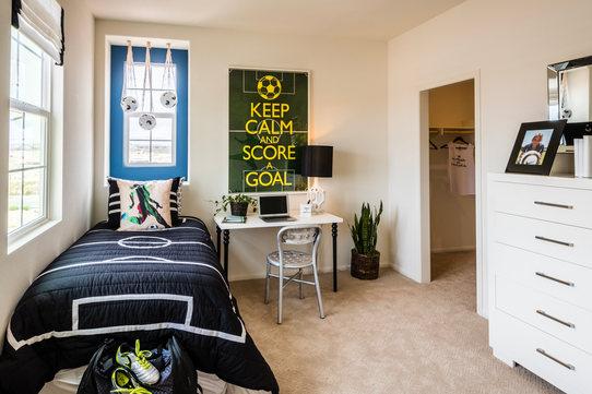 Monte Villa Residence 2 Second Bedroom