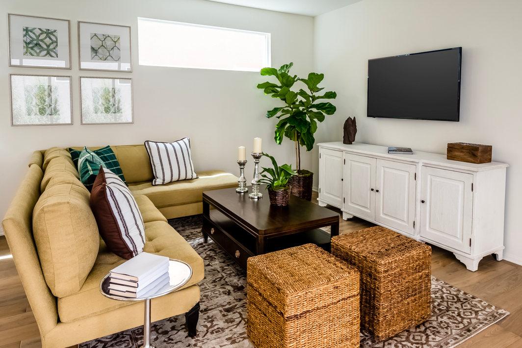 Monte Villa Residence 2 Living Area