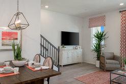 Suwerte Residence 4X Living Room Opposite View