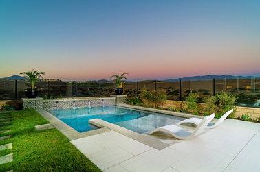 Bella Sitia Residence 3 Pool Twilight