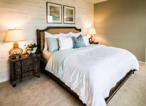 Monte Villa Residence 1 Master Bedroom