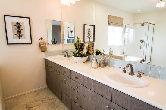 Monte Villa Residence 1 Master Bathroom