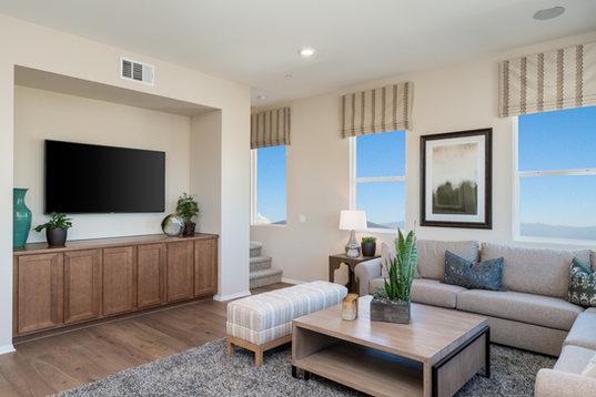 Suwerte Residence 5 Living Room Opposite View