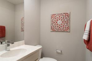 Suwerte Residence 4X Master Bathroom