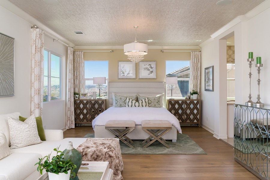 Bella Sitia Residence 2 Master Bed