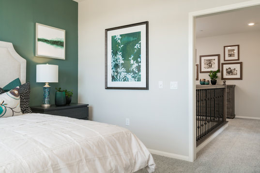 Suwerte Residence 2 Master Bedroom Angle
