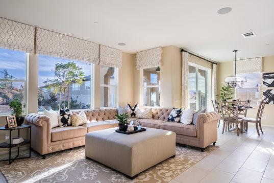 Cantamar Residence 3 Living Room