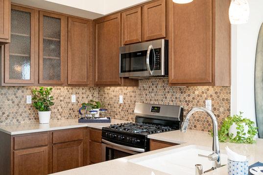 Suwerte Residence 3 Kitchen