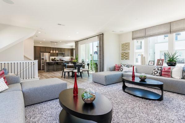 Alay Residence 2 Living Area