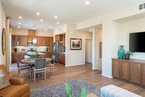 Suwerte Residence 5 Living Room