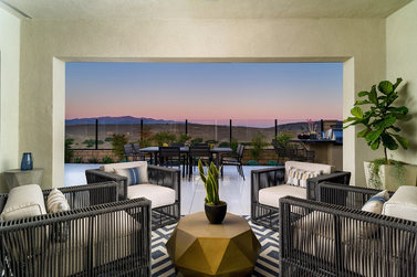 Bella Sitia Residence 3 California Room Twilight