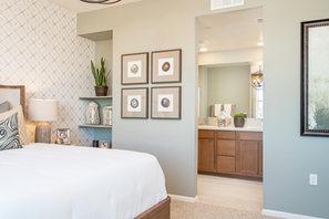 Suwerte Residence 5 Master Bedroom