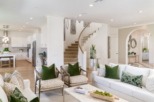 Bella Sitia Residence 2 Stairs