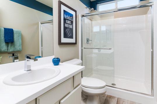 Alay Residence 1 Bathroom