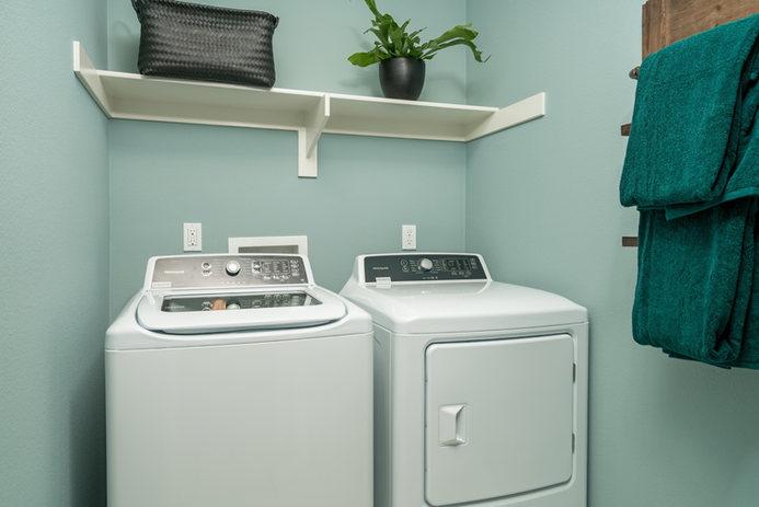 Suwerte Residence 2 Washer Dryer Laundry