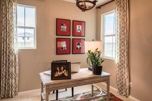 Monte Villa Residence 3 Study Room