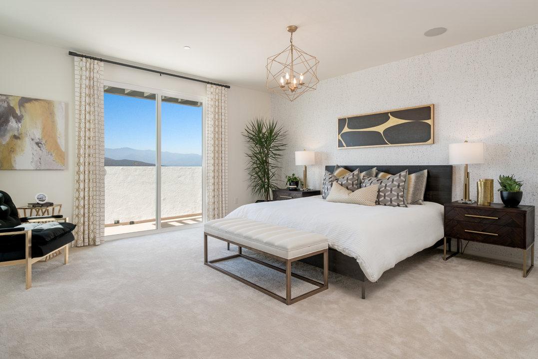 Suwerte Residence 6 Master Bedroom Angle