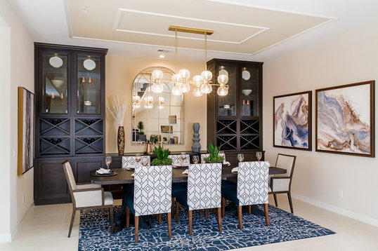 Bella Sitia Residence 3 Dining Table