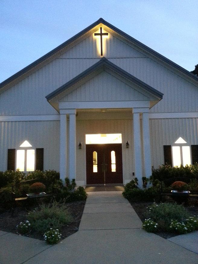 St Matthews Episcopal Church, Chesterfield Va