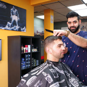 Fort Sask Hair Cuts, Fort Sask Barber, Edmonton Cheap Hair Cuts, Fades , Beard Trimming, Barber , fades , fort sask barber , edmonton baber ,edmonton barbershop, barber, legendary barbershop