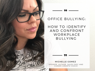 Office Bullying: How it shows up and what YOU can do about it
