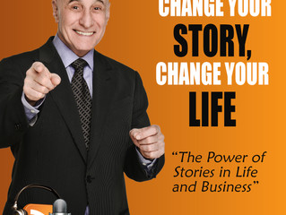 Stressed Out at Work? Join the club: My interview on Change Your Story, Change Your Life