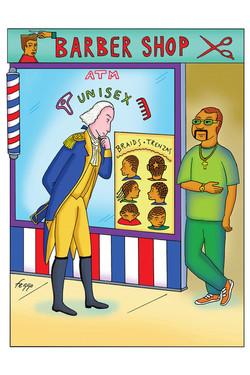 104. Barbershop