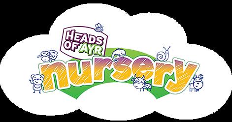 Heads of Ayr Nursery Logo