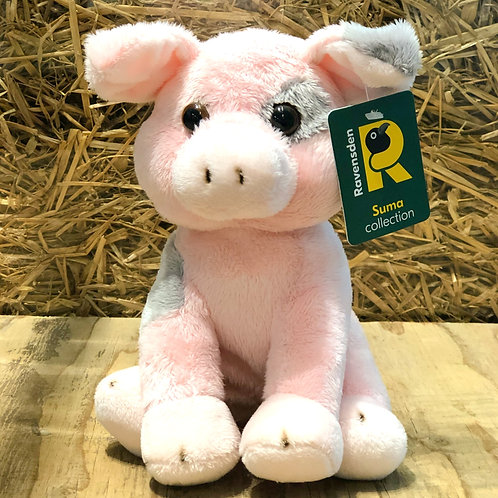 Medium Pig Soft Toy