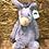 Thumbnail: Jellycat Medium Bashful Donkey