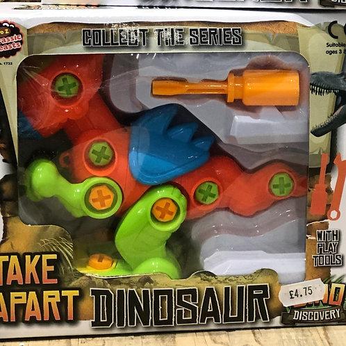 Take Apart Dinosaurs