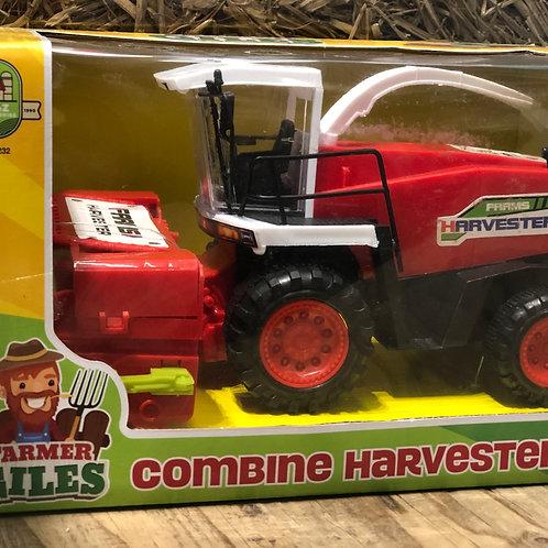 Farmer Giles Combine Harvester
