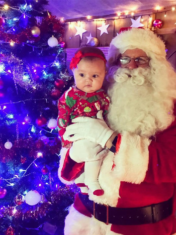 Baby's First Christmas Experience is enjoyable for the tiniest of tots and has no extra charge.