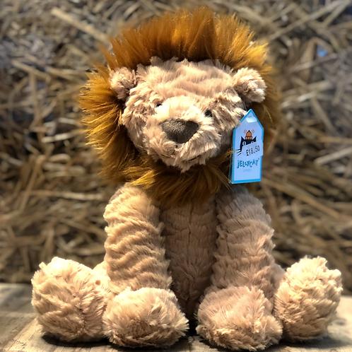 Jellycat Medium Fuddlewuddle Lion