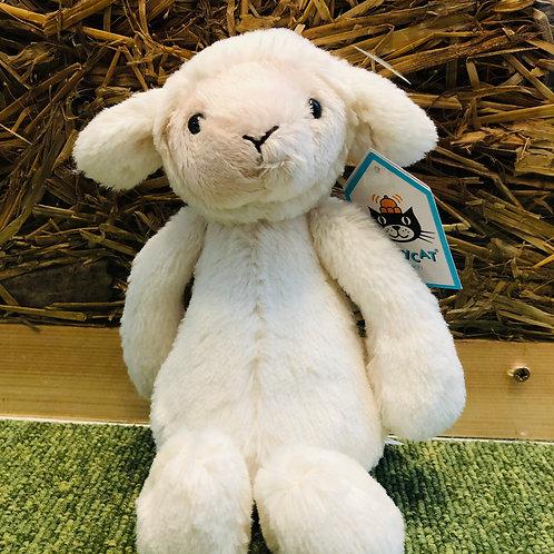 Jellycat Small Bashful Lamb